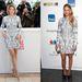 Lea Seydoux és Charlotte Ronson Valentino-ruhában.