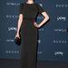 Salma Hayek mellett Evan Rachel Wood az est másik nyertes: Gucci ruha, de szerencsére kifinomult stílusú.