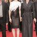 harlotte Gainsbourg 2005-ben Cannesban kedvenc tervezője ruhájában.