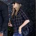 Jennifer Aniston szeptember végén még a megszokott, hosszú frizurával.