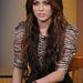 2010 március: Miley Cyrus még jókislányként, Marant felsőben. Ennek az olcsóbb verzióját is megkapjuk a H&M-nél.