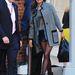 Miranda Kerr nagy Marant rajongó: kabátja és csizmája is a tervezőtől van.