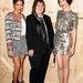 Október 24-én nagy partit tartottak Párizsban a H&M-es kolelboráció örömére: Freida Pinto, Margareta Van Den Bosch és Olga Kurylenko, a két celebnő talpig Marant x H&M-ben.