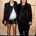 Idén Isabel Marant nagyot lépett előre, már ami az ismertségét jelenti: itt  Margareta Van Den Boschsal, a H&M kreatív igazgatójával pózol, a közös kollekció örömére.