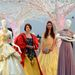 A tavalyi karácsonyi szezon egyik leghangulatosabb kirakata minden bizonnyal a londoni luxusáruházé, a Harrodsé volt, melynek ünnepi kirakatában akkor Disney hercegnők pózoltak tíz világszerte elismert tervező couture ruháiban.