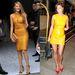 Blake Lively és Nicole Scherzinger is a sárga bőrruhába szeretett bele.
