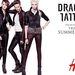 Summerville két évvel ezelőtt egy Tetovált lány kollekciót is tervezett a H&M-nek.
