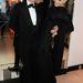 Philip Treacy és Daphne Guinness az Isabella Blow Alapítvány jótékonysági vacsoráján.