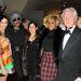 Liberty Ross, Grace Jones, Mary J Blige és Philip Treacy a kiállítás megnyitón.