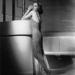 Judith Baret színésznőt is hátulról világították meg, akkoriban ez volt a divat.