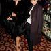Judy Craymer és Victoria Beckham elegáns kabátban.