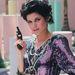 Saundra Santiago a Miami Vice egyik detektívjeként csillog a napfényben.