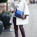 Fehér kabát: Armani Collezioni, 363 900 Ft. Bokacsizma: Sergio Rossi, 211 900 Ft