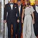 Vilmos herceg és Katalin 2011 november 10-én a St James's palotában jótékonysági vacsorán vett részt.