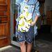 Rita Ora az utcai divat nagy alakja.