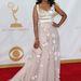 Kerry Washington az Emmy gálán Marchesa ruhában.
