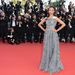 Zoe SAldana Cannes-ban.