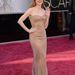 Jessica Chastain az Oscar gálán Armani Privében.