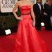 Jennifer Lawrence a Golden Globe-on Christian Dior Couture-ben.