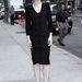 Cate Blanchett feketében érkezik a Late Show with David Letterman felvételére.
