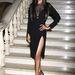 Michelle Williams énekesnő arany csillagos szandált választott egy alapítványi estére New Yorkban.