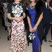 Anna Wintour és Diane von Furstenberg bátran keverik a mintákat és a színeket.