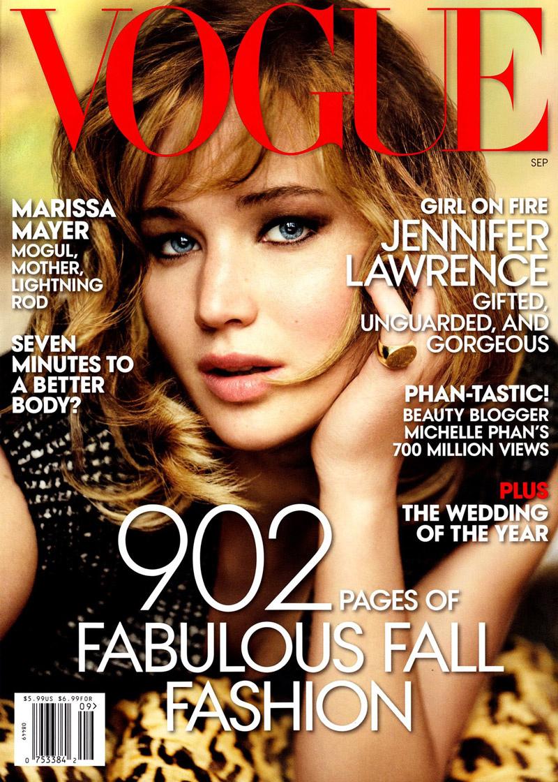 Heidi Klum miatt nem sok ember vette meg a Marie Claire-t idén.