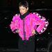 Rihanna szőrmével is tudja viselni.