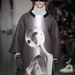 Ön viselne földönkívüli portréval printelt ruhát? (Kay Kwok)