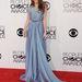 A kékes árnyalatok jó választásnak bizonyultak,  Miss USA 2011, azaz Alyssa Campanella Lauren Elaine ruhában jelent meg.
