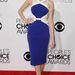 Allison Williams színésznő egy érdekes szabású David Koma ruhában.