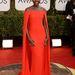 Lupita Nyong'o Ralph Lauren estélyijében jelent meg a gálán.