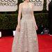 Oscar de la Renta ruha nélkül nincs díjkiosztó. A Golden Globe-on többek közt Michelle Dockery vonult végig az estélyikben erős tervező ruhájában.