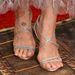Majdnem úgy járt, mint Julianne Moore, akinek Cannes-ban szabadult ki az egyik lábujja.