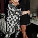 A Gossip énekesnőjével,  Beth Ditto-val 2009-ben.