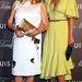 Catherine Deneuve-el a Louis Vuitton Időtlen múzsái nevű kiállításon 2013 augusztusában.