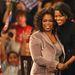 Oprah Winfrey-vel 2007-ben.