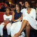 Lányaival, Maliaval és Sashával 2008 júniusában.