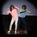Egy kis tánc is belefért a Jimmy Fallon showban.