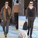 A Louis Vuitton idén ősszel szürke, kék, barna színekben és anyagpárosításokban gondolkodott.