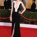 Michelle Dockery, a Downton Abbey színésznője egy J. Mendel estélyiben mutogatta lábát.
