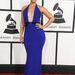 Alicia Keys és a kék Armani Privé  ruha.