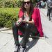 Frannce Laetitia is szereti a Chanelt, de vélhetően nem miattuk vett fel Vans cipőt.