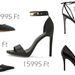 A két baloldali cipő a Mango Outlet weboldaláról van, a többi a Mangótól. A jobb felsőt kizárólag a webshopban vásárolhatja meg.
