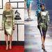 Rita Ora a Lanvin ruhában tündökölt - szó szerint.