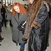 A világ legbefolyásosabb divatszakemberei, Grace Coddington és Andre Leon Talley.