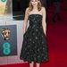 Laura Carmichael, a Downton Abbey színésznője Erdem ruhában jelent meg a londoni Royal Opera House-ban.