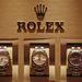 A Rolex a gazdagság jelképe.