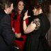 Helena Bonham Carter is jelen volt az esten.