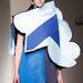A cseh származású tervező, Ondrej Adamek  már bemutatta a prágai divathéten is kollekcióját.